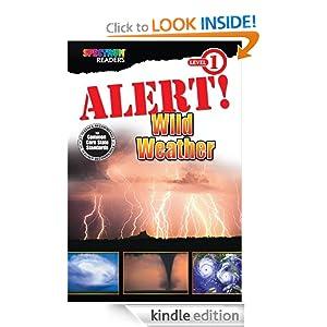 Alert! Wild Weather (Spectrum® Readers)