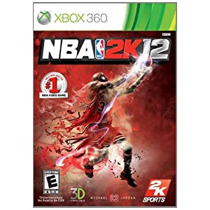 NBA 2K12(Covers May Vary)