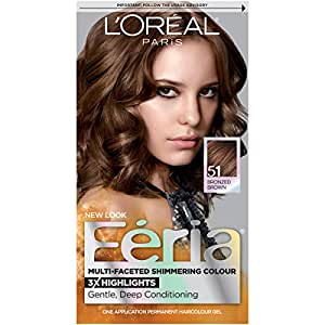 Buy LOreal Feria Haircolor Bronzed Brown 51 Online At Low