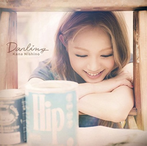 [Single](DVDISO+FLAC) Kana Nishino 西野カナ – Darling [2014.08.13]