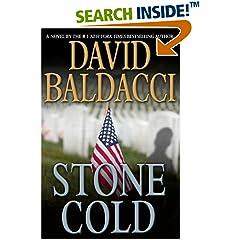 The New York Times Lista dos Livros Mais Vendidos Bestseller Books Best Seller STONE COLD David Baldacci Livro