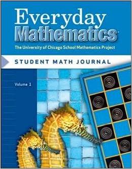 Everyday Mathematics, Grade 2 Student Math Journal, Vol 2 Max Bell, Jean Bell, John Bretzlauf