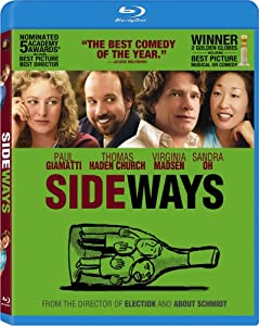 "Cover of ""Sideways [Blu-ray]"""