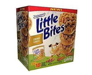 Amazoncom Entenmann39s Little Bites Crumb Cake Muffins