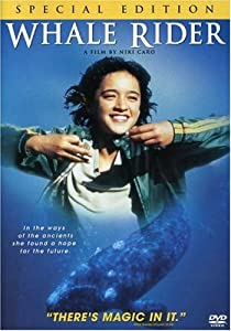 "Cover of ""Whale Rider"""