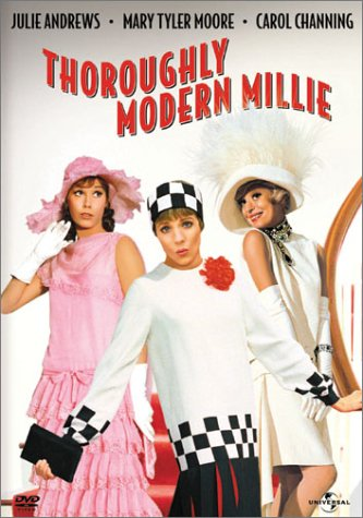 "Cover of ""Thoroughly Modern Millie"""