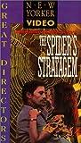 Spider's Strategem [VHS] [Import]北野義則ヨーロッパ映画ソムリエのベスト1979年