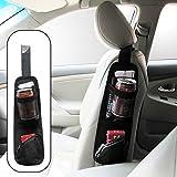 teambuckle Car Seat Side Storage Organizer Interior Multi-Use Bag Accessory New