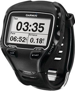 Garmin Forerunner 910XT HRM - Reloj GPS multideporte para triatletas con monitor de frecuencia cardiaca color negro