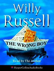 "Cover of ""The Wrong Boy"""