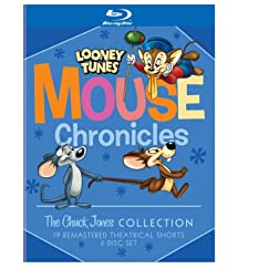 Looney Tunes the Chuck Jones Collection Mouse [Blu-ray]