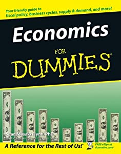 "Cover of ""Economics For Dummies"""