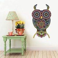 Abstract Owl Lounge Living Room Hallway Kitchen Bathroom ...