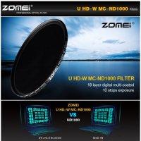 Zomei Ultra Slim HD 18 Layer Super Multi-Coated SCHOTT ...