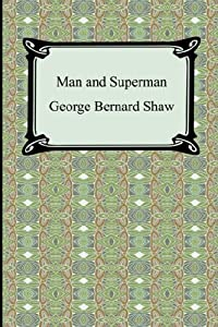 """Cover of """"Man and Superman"""""""