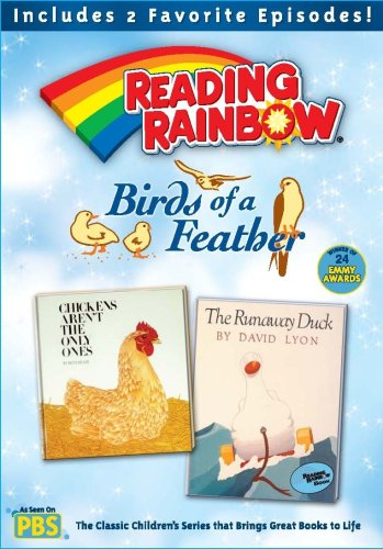 Reading Rainbow: Birds of a Feather
