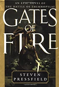 "Cover of ""Gates of Fire"""
