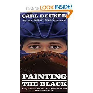Painting the Black (Avon Camelot Books)