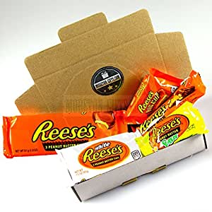 Reese39s Easter Treat Box By Moreton Gifts Peanut