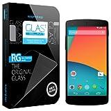 【国内正規品】SPIGEN SGP Nexus5 シュタインハイル GLAS / GLAS.t シリーズ 【強化ガラス液晶保護フィルム】 (Glas.t [SLIM]【SGP10557】)