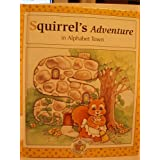 Squirrel's Adventure in Alphabet Town
