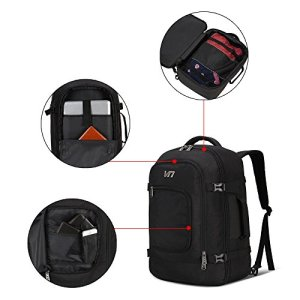 carry on backpacks and secure luggage