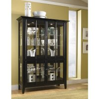 Buy Low Price Broyhill Furniture Perspectives Curio China ...