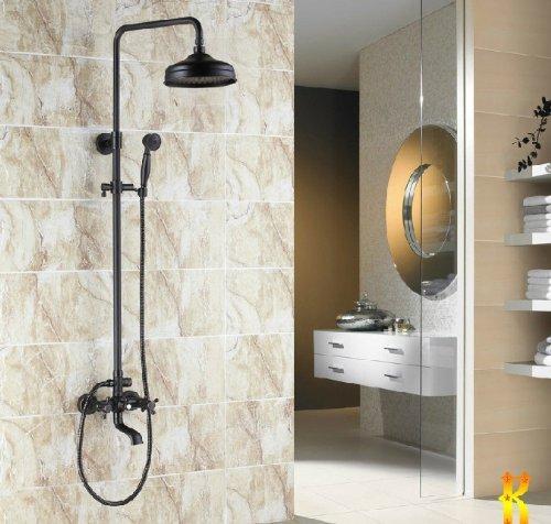 shower head types