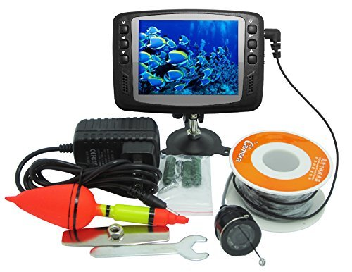 Magicfly Professional Fishfinder Underwater Fishing Video Camera