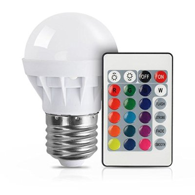 Lvjing-RGB-LED-Light-Bulb-With-Remote-Control-3W-150LM-E27-Screw-Base-5050SMD-Color-Changing-Perfect-for-Birthday-Party-KTV-Decoration-Home-Use-Bar-Wedding
