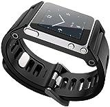 TikTok Multi-Touch Watch Band - iPod nano 6g - Black