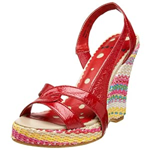 Not Rated  Summer Nights Wedge Sandal