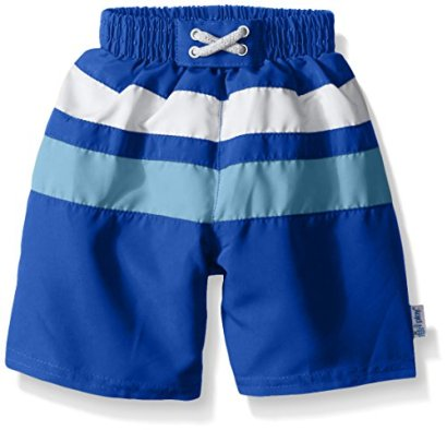 i-play-Toddler-Boys-Colorblock-Trunks-with-Swim-Diaper-RoyalLight-Blue-3T
