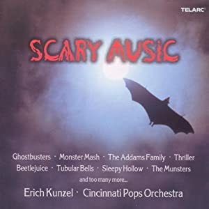 "Cover of ""Scary Music"""