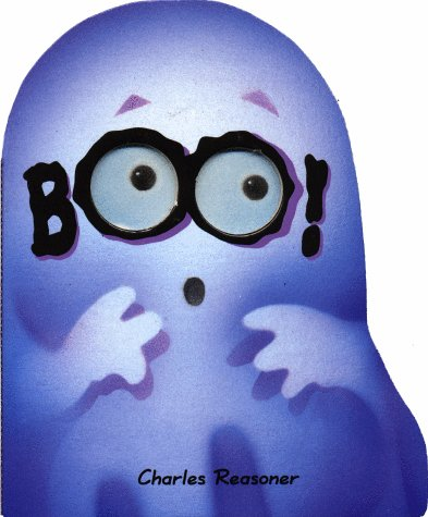 "Cover of ""Boo! (Halloween Glow Books)"""