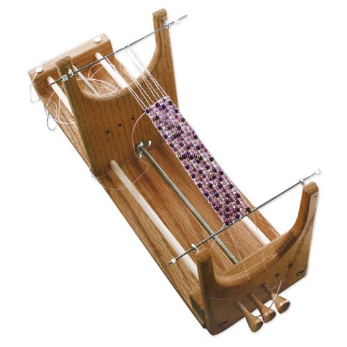An essential tool for jewelry making a Ricks Bead Loom