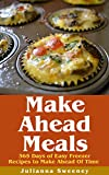 Make Ahead:  365 Days of Quick & Easy, Make Ahead, Freezer Meals (Dump Dinners, Slow Cooker, Overnight Recipes)