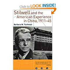 Book Cover of Barbara Tuchman's Stillwell and the American Experience in China