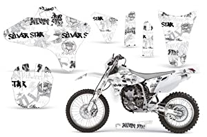 Amazon.com: SilverHaze-AMRRACING MX Graphics decal kit