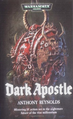 Dark Apostle by Anthony Reynolds