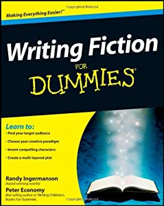 "Cover of ""Writing Fiction For Dummies"""