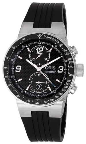 Oris Men's 673 7563 4184RS Williams F1 Chronograph Automatic Watch