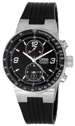 Oris Men's 673 7563 4184RS Williams F1 Chronograph Automatic Watch