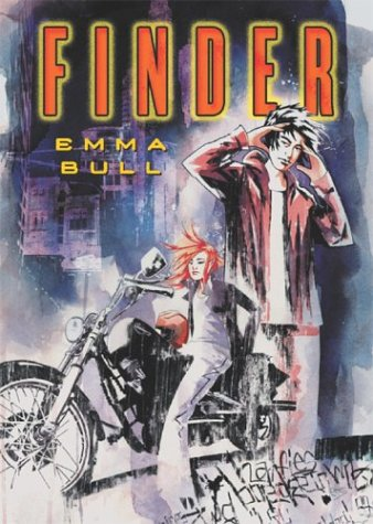 Finder: A Novel of the Borderlands