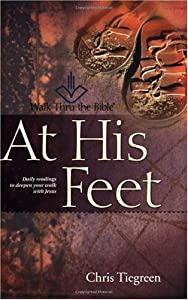 "Cover of ""At His Feet"""