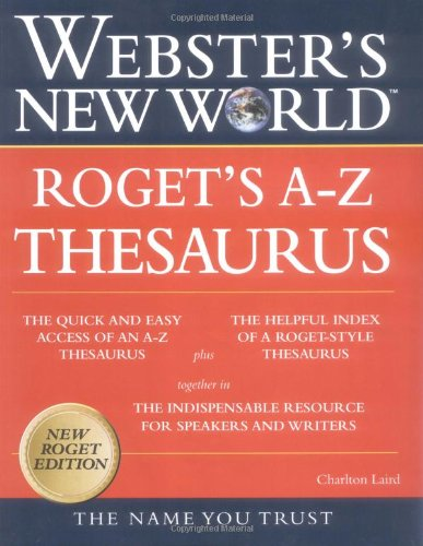 NEW Websters New World Portable Large Print Dictionary