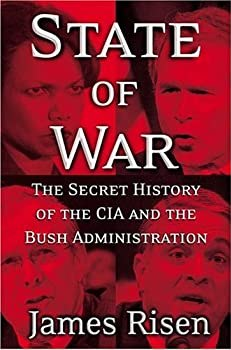 "Cover of ""State of War: The Secret Histor..."