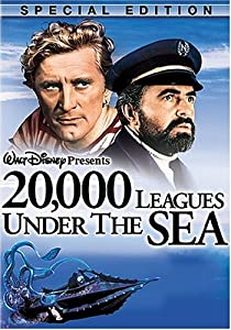 "Cover of ""Disney's 20,000 Leagues Under T..."