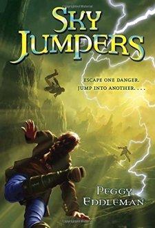 Sky Jumpers: Book 1 by Peggy Eddleman| wearewordnerds.com