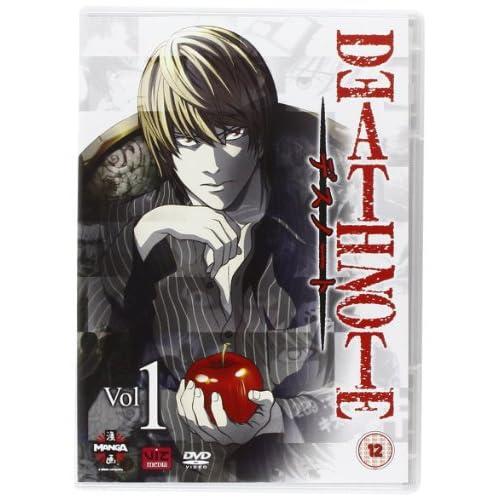 デスノート / DEATH NOTE コンプリート DVD-BOX (1-37話, 840分) アニメ [DVD] [Import]